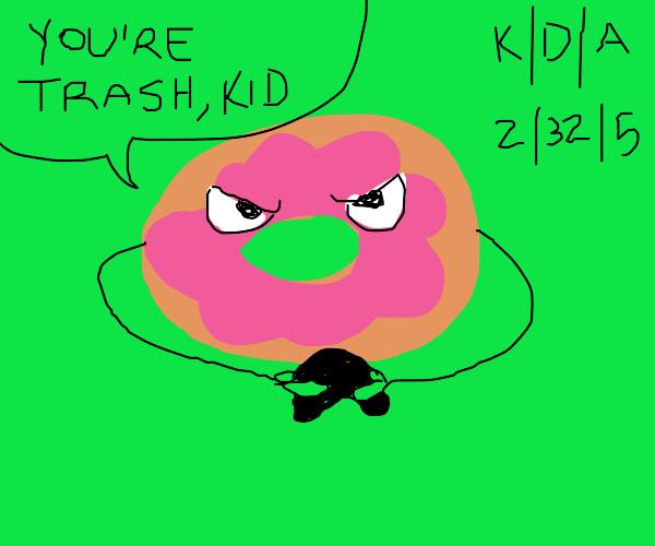 Donut Gamer