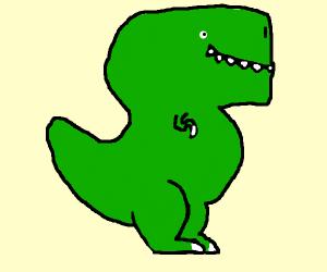 Nightmarish T-Rex