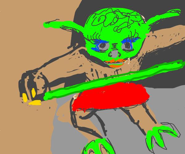 Sexy Yoda