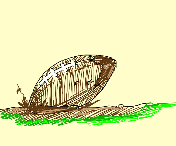 dirty football