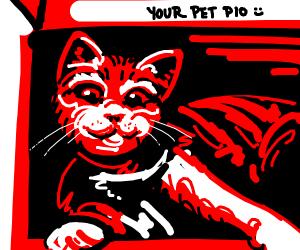 draw your pet PIO !!