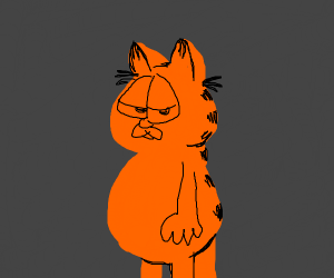 El gato Garfield