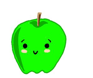 Blushing Apple
