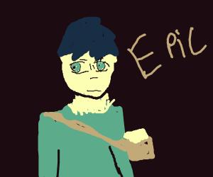 Epic postman