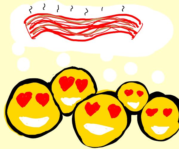 Everybody loves bacon!