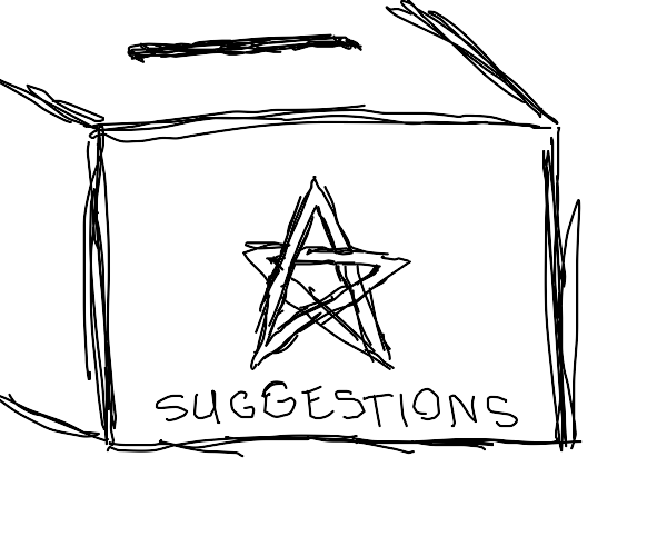 A Moroccan Suggestion Box