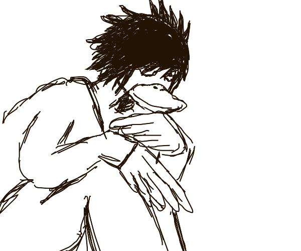 New anime/manga: Duck Note
