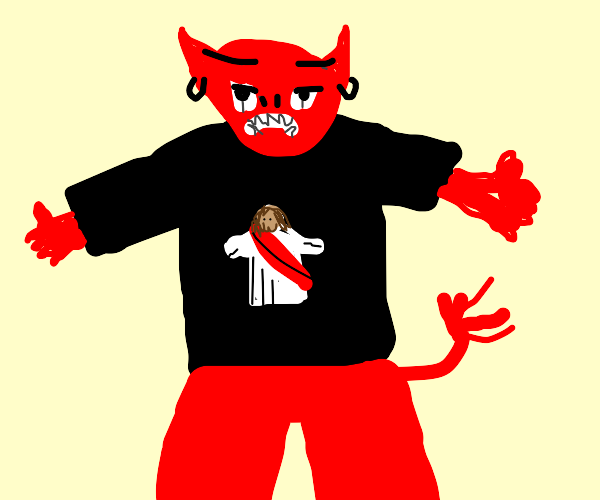 devil shirt