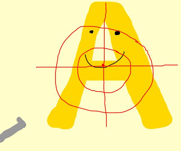 Target A