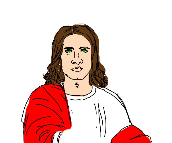 Jesus without a beard