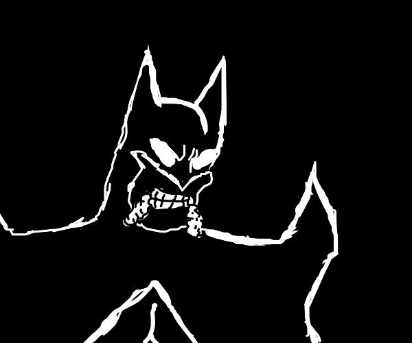 Rabid batman