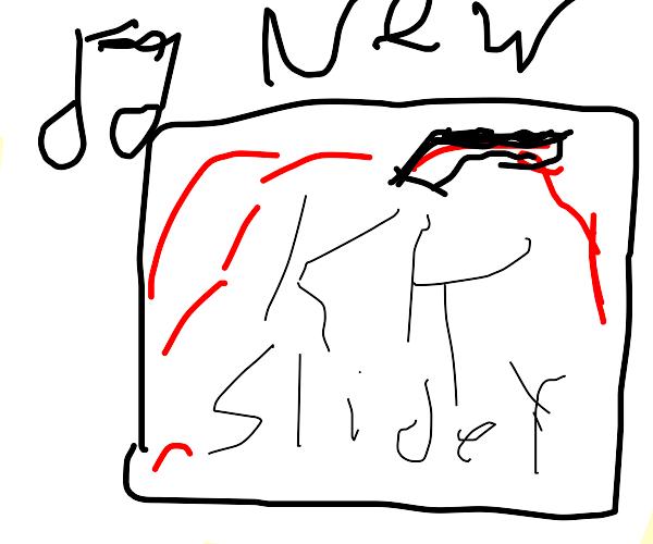KK sliders new album