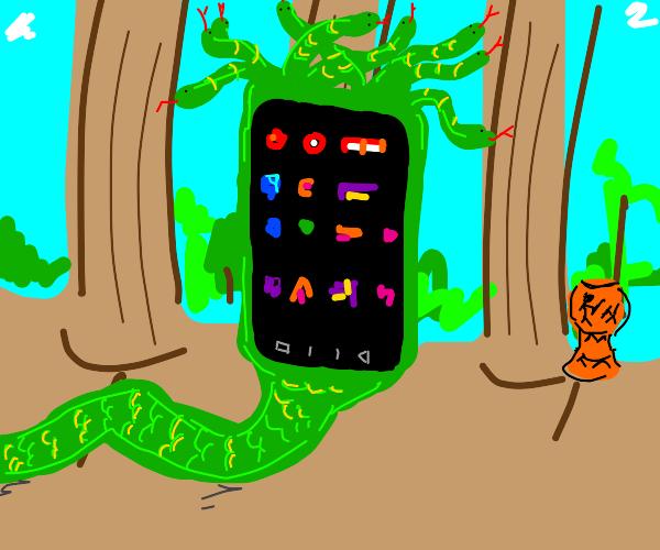 Medusa phone