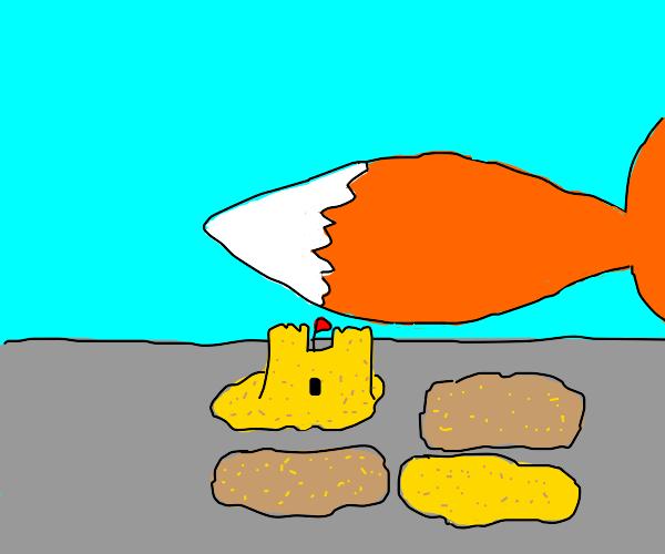 sands undertail