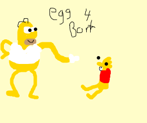 Eggs for Bart (video game)