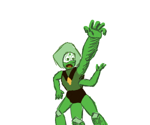 Peridot's new form