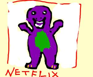 barney is now a netflix original
