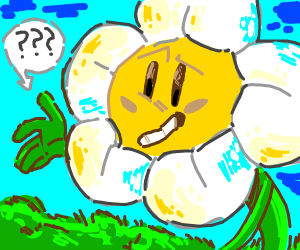 Flower is growing an arm and doesn't know why
