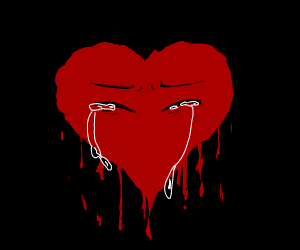 A Crying Heart