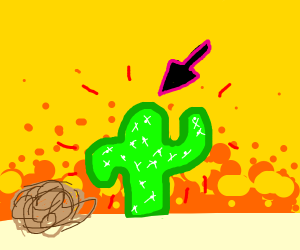 Cactus (what can possibly go wrong)