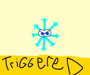 Triggered Snowflake