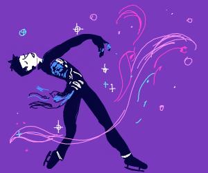 Yuri On Ice In Space