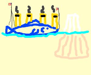 Titanic Minnow