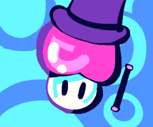 Magic mushroom