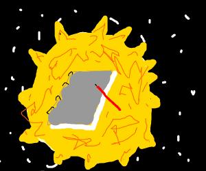Notebook on the Sun