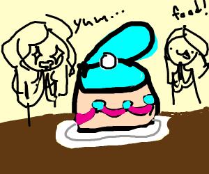clamcake
