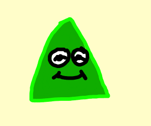 Triangle kermit