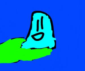 slime ghost