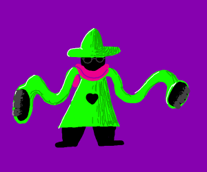 ralsei has flexible arms