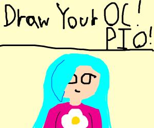 Draw your OC! PIO
