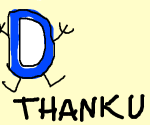 drawception says thank you!