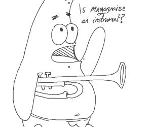 Patrick asks interesting questions
