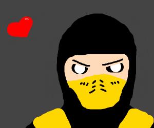 Heart Scorpion