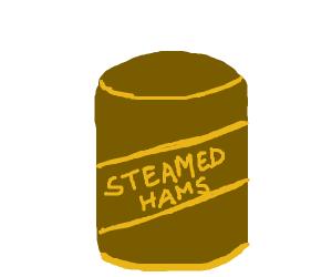 steamed ham c: