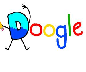Doogle (google with drawception D)