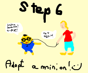 Step 5; Fall into a deep depression.