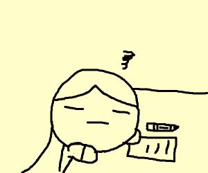 Extreme coma over homework