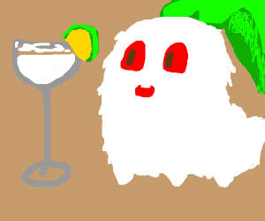 Chikorita Margarita