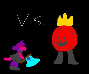 Susie VS K round!!!