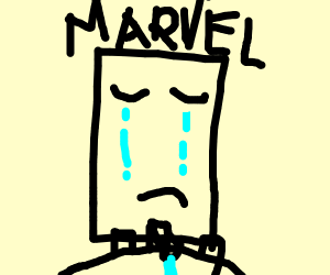 Marvel Movie about a crying mirror