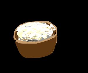 Bowl o' rice