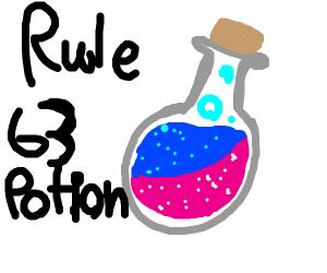 Genderswap Potion