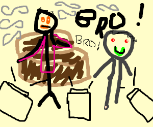chill tv show about two bros