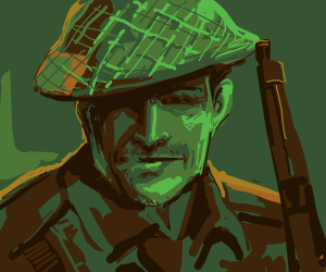 WW2 soilder