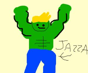 Hulk jazza