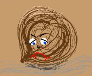 sad tumbleweed